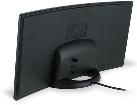 Meliconi AT 55 BLACK TV pokojová anténa (881016)