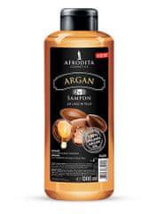 Kozmetika Afrodita šampon za kosu i tijelo, argan, 1000 ml