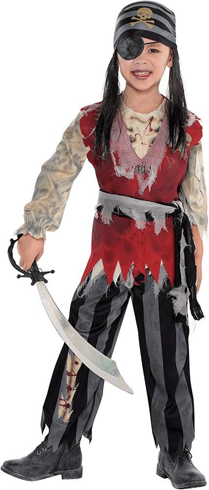 Dětský kostým Mrtvý pirát