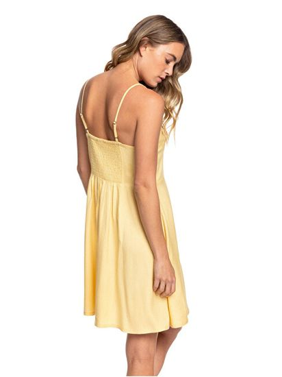 Roxy Ženska obleka May May Shine Sahara Sun ERJWD03422-YGD0