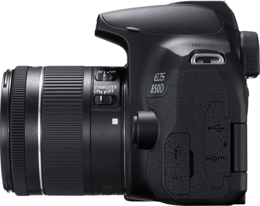 Canon EOS 850D + 18-55 IS (3925C002)