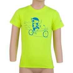 Sensor Coolmax Fresh PT Pirate otroška majica, 110, rumena