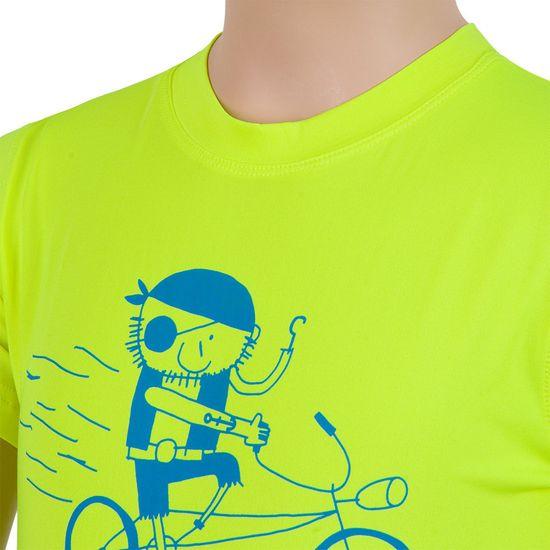 Sensor Coolmax Fresh PT Pirate otroška majica