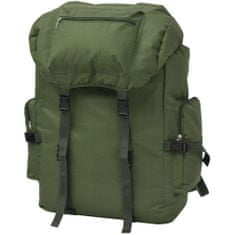 shumee Plecak w wojskowym stylu, 65 L, zielony