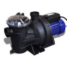 shumee Električna Črpalka za Bazen 1200W Modra