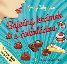 Colganová Jenny: Báječný krámek s čokoládou - MP3-CD
