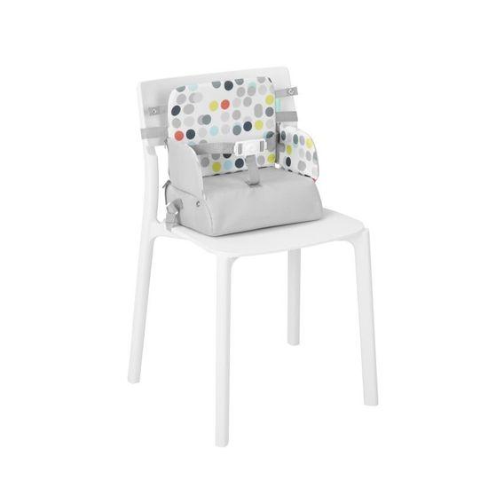 Badabulle przenośne krzesło do karmienia SUNDAY POP