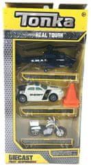 Tonka set avtomobilskih igrač, policaji