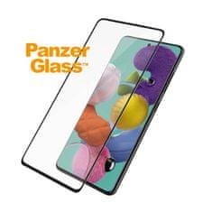 PanzerGlass Edge-to-Edge zaščitno steklo za Samsung Galaxy A51, črno 7216