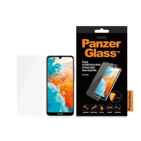 PanzerGlass Szkło ochronne Edge-to-Edge dla Huawei Y6/Pro/Prime(2019)/HonorPlay8A/Y6s (2020)