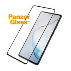 PanzerGlass Edge-to-Edge zaščitno steklo za Samsung Galaxy Note 10 Lite, črno (7211)