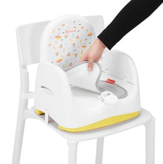Badabulle Przenośne krzesło HOME&GO