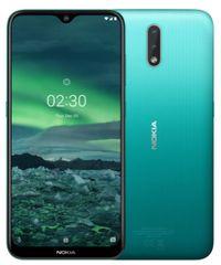 Nokia 2.3 GSM telefon, zelen