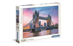Clementoni HQC-TOWER BRIDGE SUNSET 31816 puzzle, 1500 kosov
