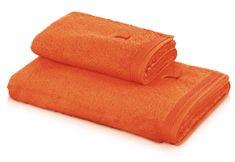 Möve SUPERWUSCHEL törülköző 50x100 cm narancssárga