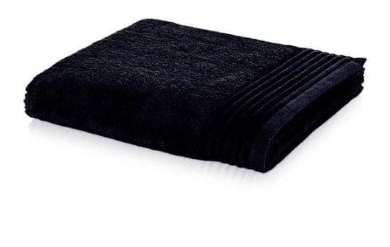 Möve LOFT kopalna brisača temno siva 80x150 cm