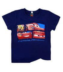 """SETINO Fantovska majica """"Cars """" - modra - 128 / 7–8 let"""