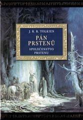 Tolkien J. R. R.: Společenstvo prstenu (ilustrované vydání)