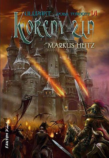 Heitz Markus: Ulldart 6 - Kořeny zla