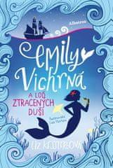 Kesslerová Liz: Emily Vichrná a loď ztracených duší