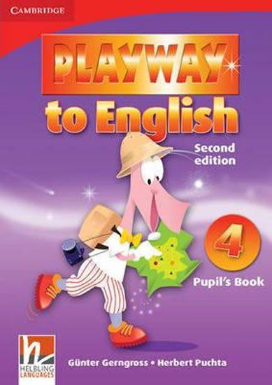 Gerngross Günter: Playway to English Level 4 Pupils Book