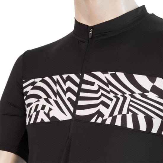 Sensor Cyklo Miles pánský dres kr.rukáv