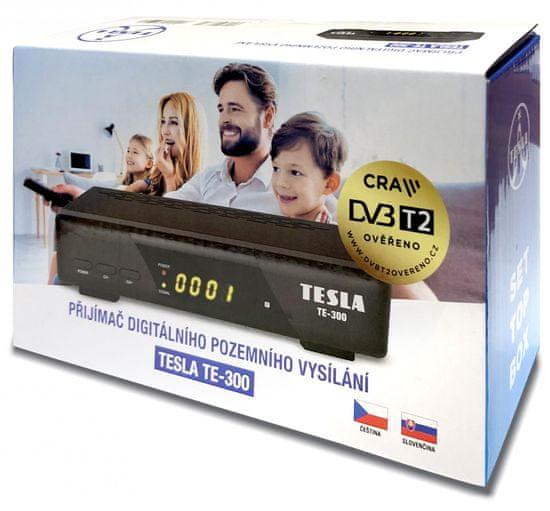 TESLA TE-300 - zánovní
