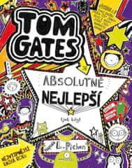 Pichon Liz: Tom Gates 5 - Je absolutně nejlepší (jak kdy)