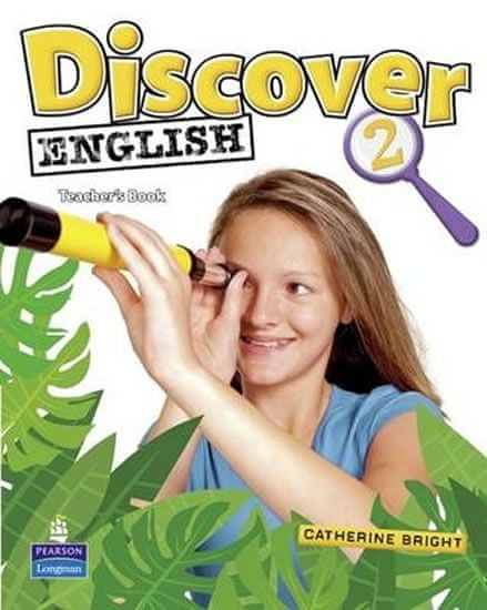 Hearn Izabella: Discover English CE 2 Teacher´s Book