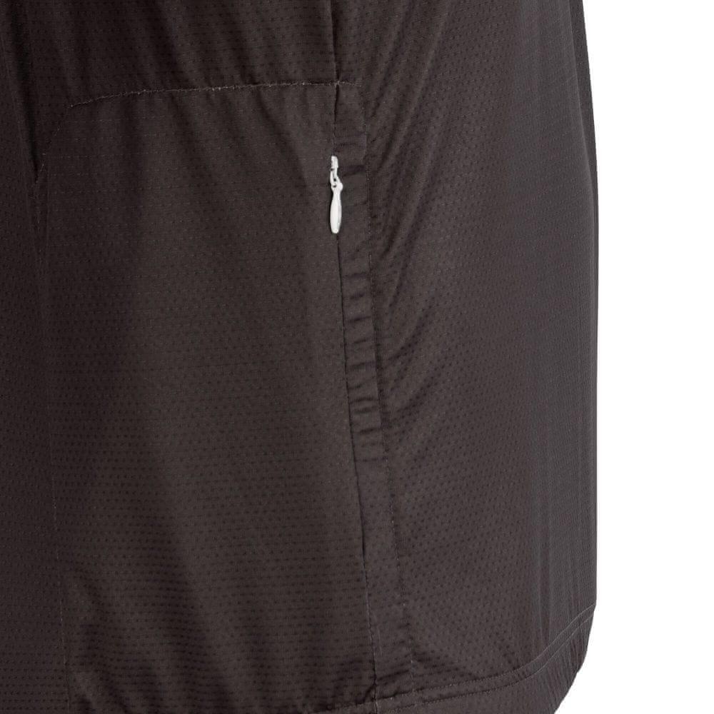 Sensor Cyklo Summer Stripe pánský dres kr.rukáv černá/šedá -L