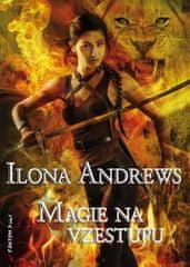Andrews Ilona: Kate Daniels 6 - Magie na vzestupu