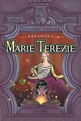 Válková Veronika: Královna Marie Terezie - Život Marie Terezie, Zamilovaný dragoun a Tajnosti císařs