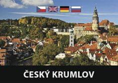 Sváček Libor: Český Krumlov - mini/vícejazyčný