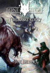 Dever Joe: Lone Wolf 10: Torgarské kobky (gamebook)