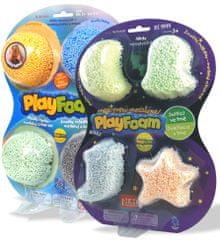 PlayFoam Boule - 4pack B+4pack svítící