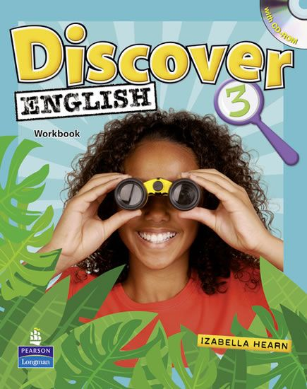 Hearn Izabella: Discover English Global 3 Activity Book w/ Students´ CD-ROM Pack