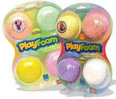 PlayFoam Boule - 4pack G+4pack třpytivé