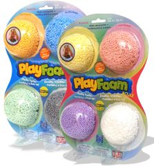 PlayFoam Boule - 4pack B+4pack G