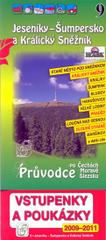 Jeseníky - Šumpersko a Králický Sněžník 9. - Průvodce po Č,M,S + volné vstupenky a poukázky