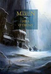 Martin George R. R.: Hra o trůny - Píseň ledu a ohně 1