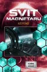 Pitzmos Aleš: Vesmírná asociace 4 - Svit magnetaru