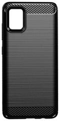 EPICO etui ochronne CARBON Samsung Galaxy A51 45210101300002, czarne