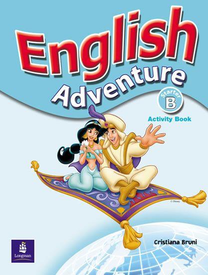 Bruni Cristiana: English Adventure Starter B Activity Book