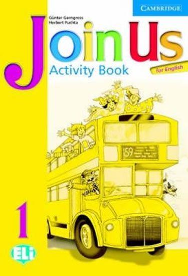 Puchta Herbert, Gerngross Günter: Join Us for English 1 Activity Book