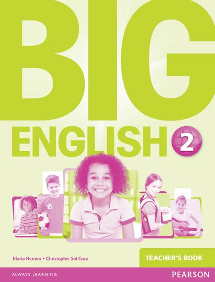Herrera Mario: Big English 2 Teacher´s Book