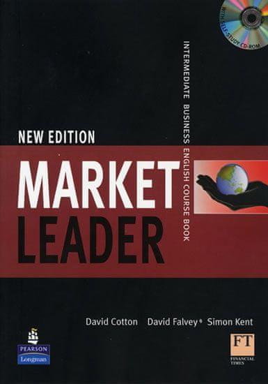 Cotton David: Market Leader Intermediate Coursebook w/ Multi-Rom Pack