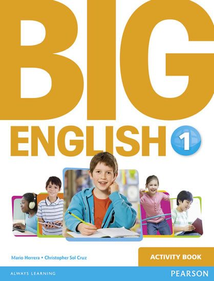 Herrera Mario: Big English 1 Activity Book
