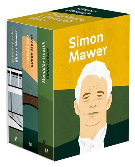 Mawer Simon: Simon Mawer BOX 1-3