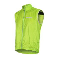 Sensor Parachute pánská vesta zelená -M