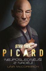 McCormack Una: Star Trek: Picard – Nejposlednější z nadějí